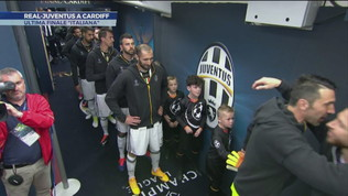 Real-Juventus a Cardiff