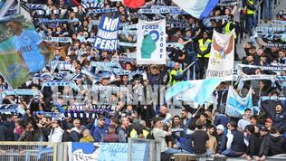 """Lazio, """"Non sarai mai sola"""": tifosi presenti anche a porte chiuse"""