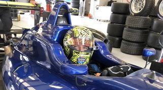 Norris anticipa tutti: è già in pista con la F3 del suo vecchio team