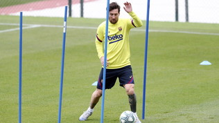 Messi ko, Barcellona in ansia: problemi all'adduttore