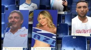 """Anna Falchi tifosa hot: """"La mia sagoma all'Olimpico? Nuda con addosso solo la sciarpa"""""""