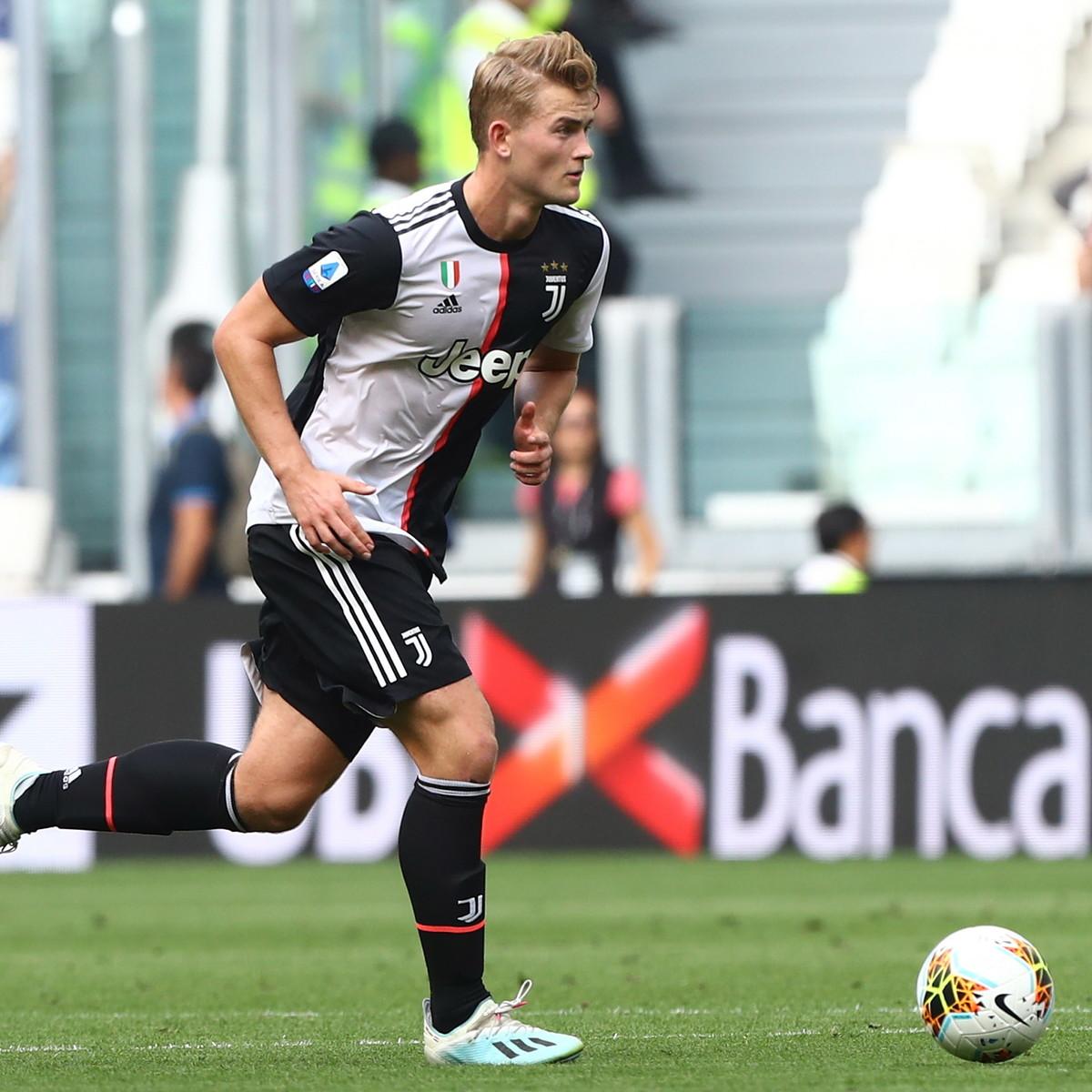 """Parla Matthijs De Ligt: """"Alla Juve sono felice. Sul mio futuro cose inventate"""""""