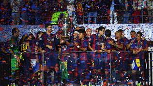Barça, 5 anni fa il trionfo di Berlino: con la Juve Messi subito ko