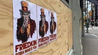 """Anche New York chiama Friedkin: """"Roma ti vuole"""""""