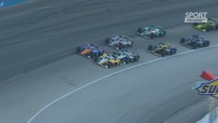 Indy, Dixon vince la gara d'apertura