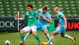 Bundesliga: il Wolfsburg vince e inguaia il Werder, pari tra Union e Schalke