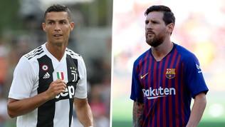 CR7 e Messi fuori dalla top 10! Chi è il più caro dopo il virus?