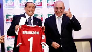 """Berlusconi: """"Monza in B? Mai avuto dubbi. Ora puntiamo alla A"""""""