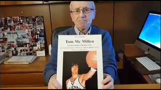 "Basket, Peterson: ""Tom Mc Millen, tortellini oh yes"""