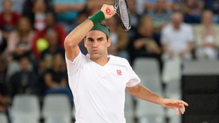 """Federer operato ancora al ginocchio destro e 2020 finito: """"A presto"""""""