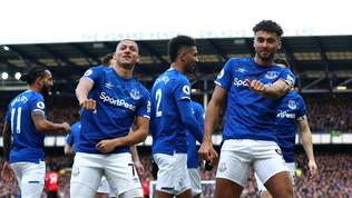 L'Everton rinuncia al 30% degli stipendi pro impiegati lIVE