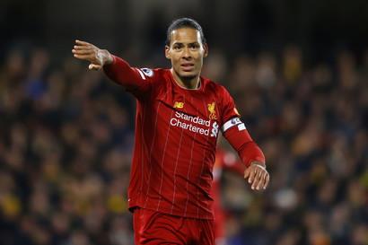 2 - Virgil van Dijk (Liverpool): 98,5 milioni di euro