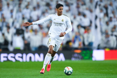 4 - Raphael Varane (Real Madrid): 63,5 milioni di euro