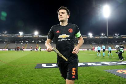 7 - Harry Maguire (Manchester United): 57,9 milioni di euro