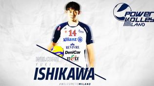 Milano ha il suo ninja: presentato Ishikawa