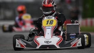Leclerc pronto per la ripresa in F1: via la ruggine sul kart
