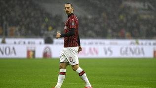 """Ibra a muso duro: """"Milan senza progetto, se resto è solo per passione"""""""