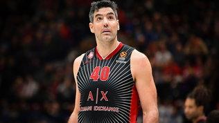L'Olimpia saluta Luis Scola. L'argentino potrebbe lasciare il basket