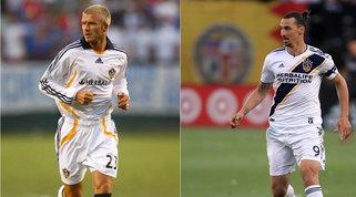 Sulle orme di Beckham e Ibra: i campioni passati dalla MLS