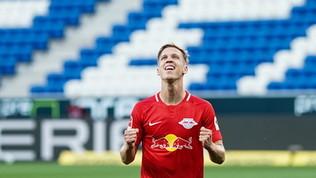 DaniOlmo show, il Lipsia a un punto dal Dortmund