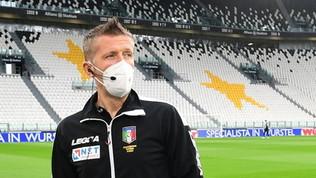 Juve-Milan,le foto del match