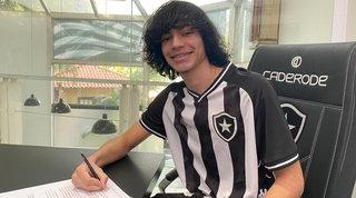 La nuova stellina del Botafogo: 0 presenze e 50 milioni di clausola