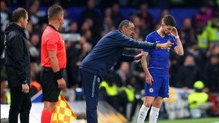 """La stampa inglese smonta l'affare Jorginho; """"Non parla con Sarri da un anno"""""""