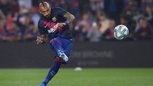 """Vidal chiama l'Inter: """"Conte sa che sono un vincente"""""""