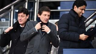 """Leonardo: """"Cavani e Thiago Silva via dal Psg a fine stagione"""". Inter e Milan alla finestra"""