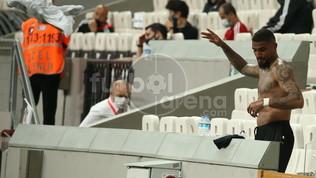 """Boateng come Balo, ma lui si difende: """"Non ho gettato la maglia"""""""