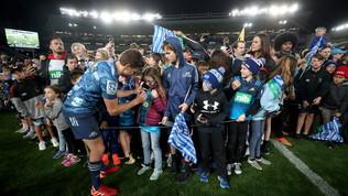 Nuova Zelanda, in 43mila per il rugby senza restrizioni LIVE