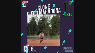 Il peggio del web: ecco il clone di Maradona