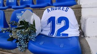 Il Leganes ricorda i suoi abbonati: omaggio alle vittime Covid