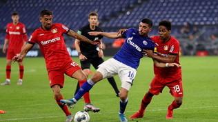 Leverkusen, occasione sprecata | All'Augsburg lo scontro salvezza