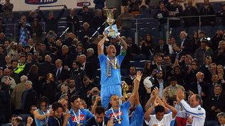 Juve attenta: nell'unico precedente in finale con il Napoli hanno vinto gli azzurri