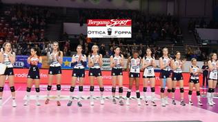 Ora è ufficiale: il Volley Bergamo va avanti