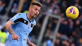 """Milinkovic-Savicsfida la Juve: """"Scudetto? Ci proveremo a ogni costo"""""""