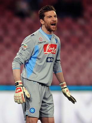 MORGAN DE SANCTIS - Attuale team manager della Roma
