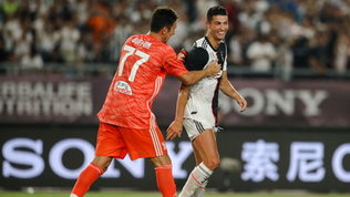 Buffon-Ronaldo, coppia record: una finale per entrare nella leggenda