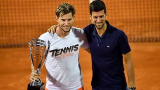 Djokovic a contatto con Jankovic(positivo): allarme Adria Tour
