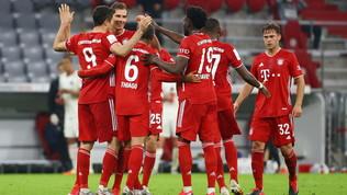 Bayern, profumo di scudetto:tre punti per l'ottavo di fila