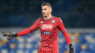Napoli-Juventus, tutti i riflettori su Meret