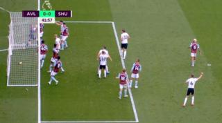 La Goal-line Technologyva in tilt: la palla entra ma niente gol
