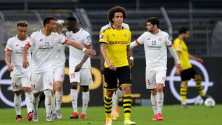 Il Dortmund si è arreso, ma il Lipsia ne approfitta solo a metà