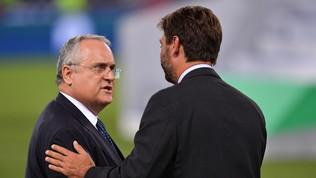 Juve ko in coppa e in Borsa:il mercato punta sulla Lazio per lo scudetto