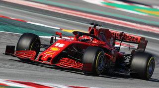 La Ferrari si prepara per il Mugello: test in pista il 23 giugno
