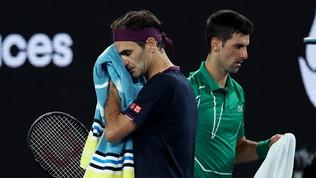 """Papà Djokovic contro Federer: """"Sei alla fine, dedicati ad altro"""""""