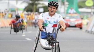 Zanardi, dal kart agli ori olimpici: una vita sempre al limite