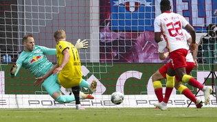 Il Dortmund blinda il secondo posto | Lewa e Bayern senza pietà