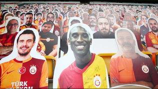 Galatasaray, tra le sagome dei tifosi compare anche Kobe Bryant